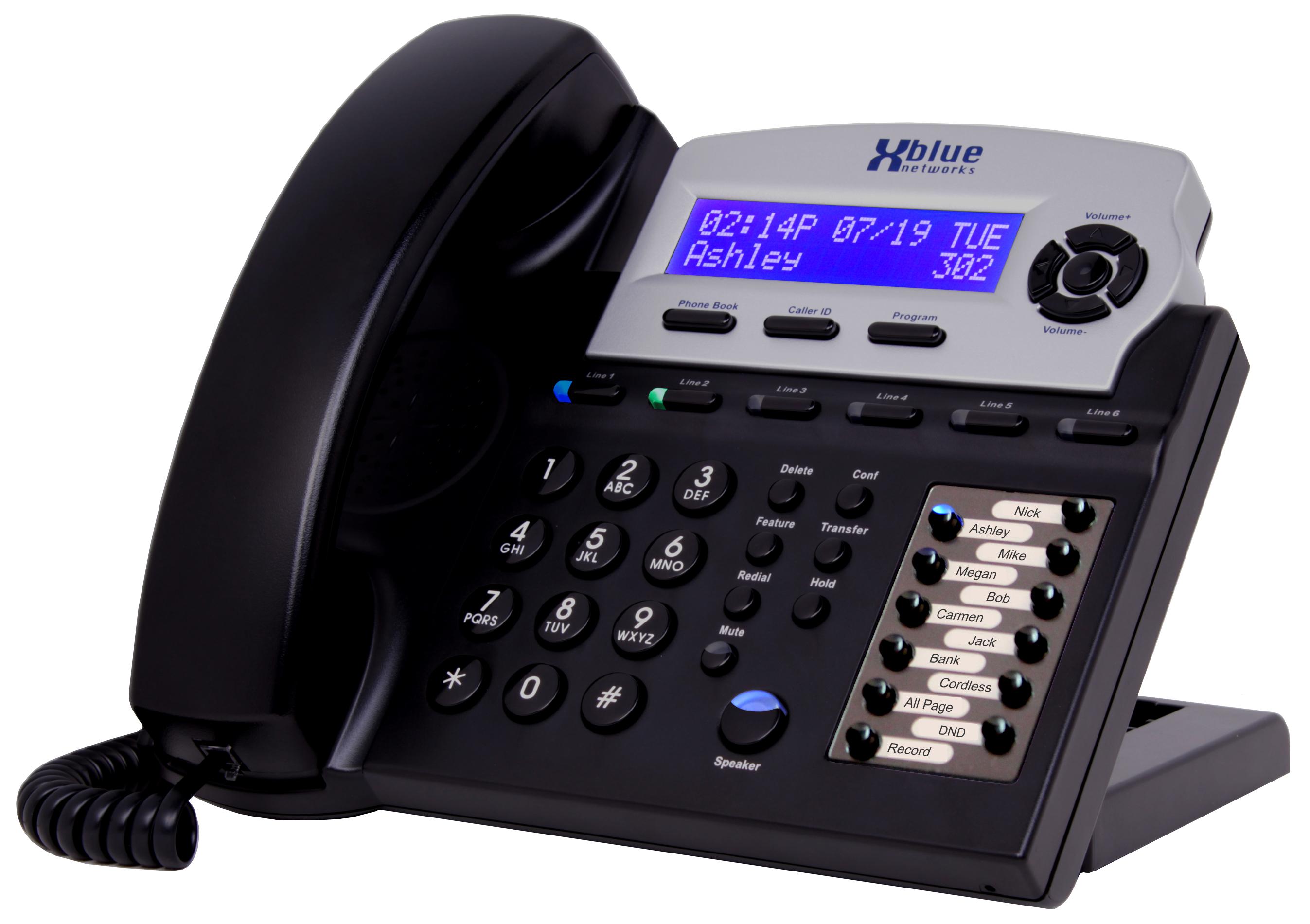X16 Digital Telephone
