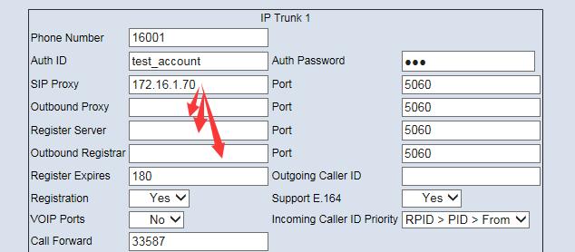 IPTrunk Proxy