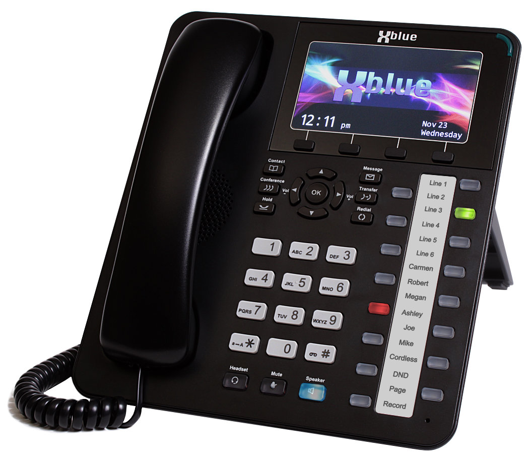 X4040 IP Phone for X25 and X50 Systems