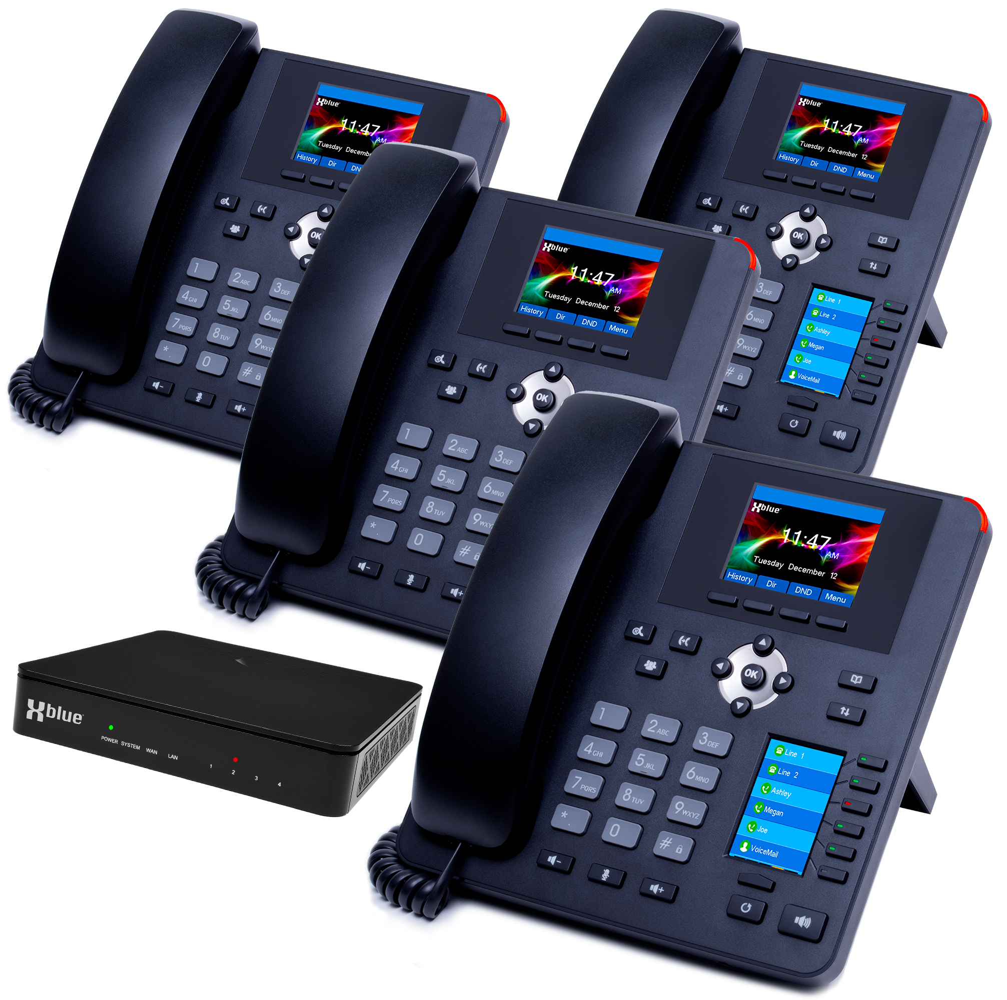 Compare Xblue Phone Systems To See Which One Right For You