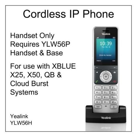 IP Cordless Phone - Handset Only