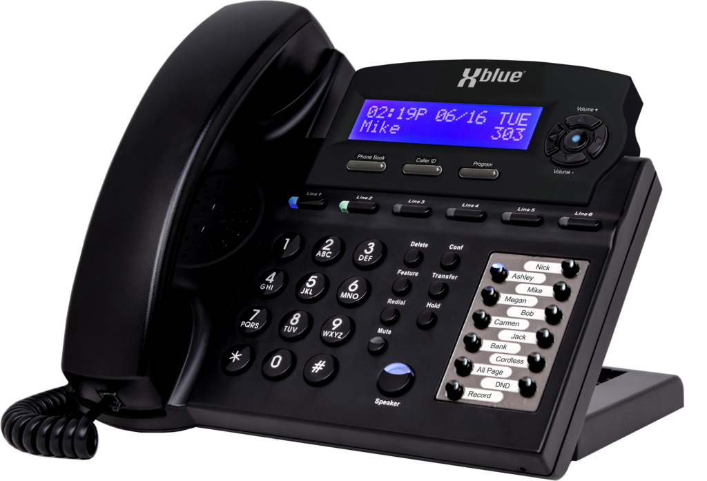 X16 Small Office Phone System Xblue